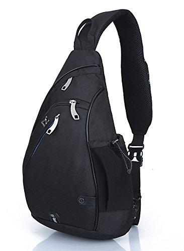 HASAGEI Sport-Rucksack, Schultertasche, für Wandern, Camping, Radfahren,...