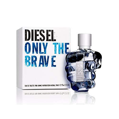 Diesel Only the Brave homme/men, Eau de Toilette, Vaporisateur/Spray, 75 ml, 1er...