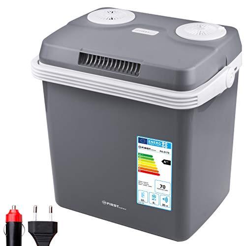 TZS First Austria - 32 Liter Kühlbox, WÄRMT und KÜHLT, thermo-Elektrische...
