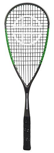 Unsquashable Squashschläger Inspire Y-6000, Long-String, 100% Carbon4,...