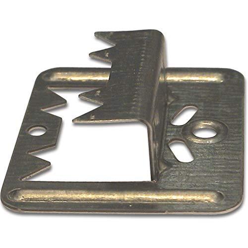 Fuchs Metalltechnik 2-101-004-0002-20 Profilholzkralle Nr. 4 extra stark...