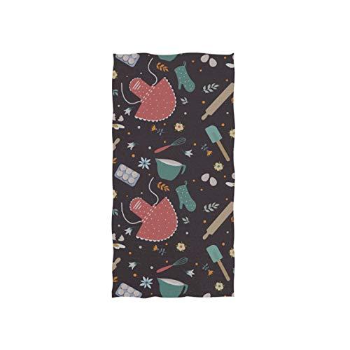 N\A Farbige Handtücher Creative Life Fashion Küchenschüssel Weiches Handtuch...