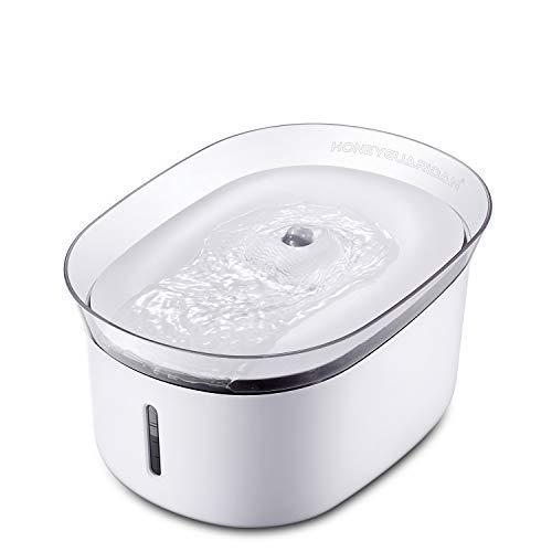 HoneyGuaridan W18 automatischer Wasserbrunnen für Haustiere, Haustier...