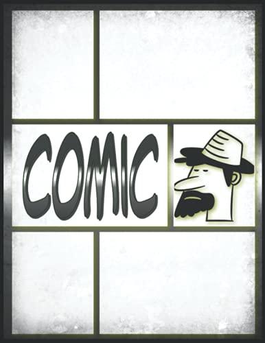 Comic Workshop Menschen Zeichnen Lernen Kinder: Ein großes Skizzenbuch mit 100...