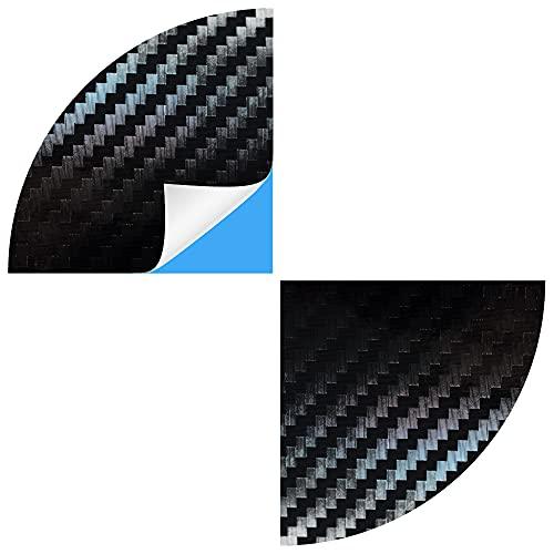Blackshell® Emblem Aufkleber passend für BMW Logo - 74 tlg. Set für alle...