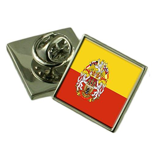 Select Gifts Prag Tschechische Republik Flagge Ehrennadel Abzeichen Tasche