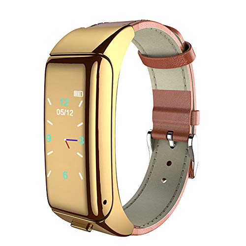 tieoqioan 2 in 1 Smart Bracelet Drahtloses Bluetooth-Headset Combo Running...
