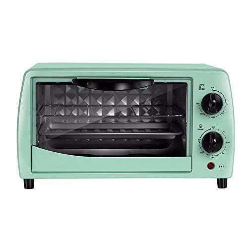 SLFPOASM Mini-Elektroofen, Multifunktions-Elektroofen, Toaster, Pizzaofen,...
