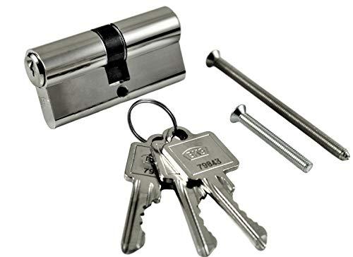 BKS Profilzylinder PZ 8812 Baulänge: 31/31 (30/30) mit Gefahrenfunktion auch...