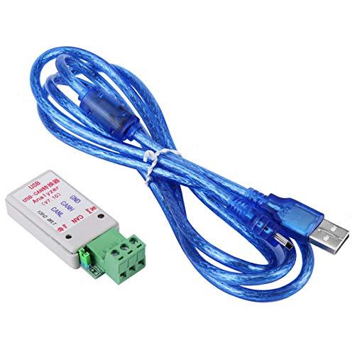 USB-zu-CAN-Analysator, USB-zu-CAN-Konvertermodul, das automatisch mit USB-Kabel...