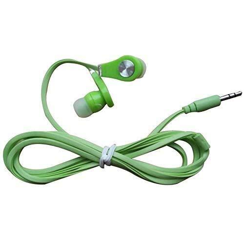 Kopfhörer In-Ohr Bass Earbuds Stereo HiFi Lautstärkeregler 3.8mm for...