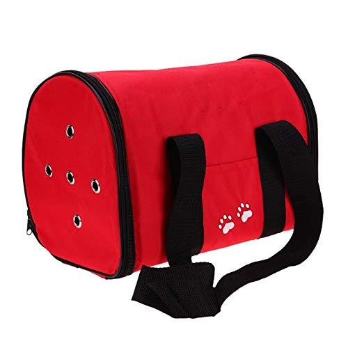 YANGDIAN Transporttasche für Haustiere, faltbar, wasserdicht, Oxford-Gewebe,...