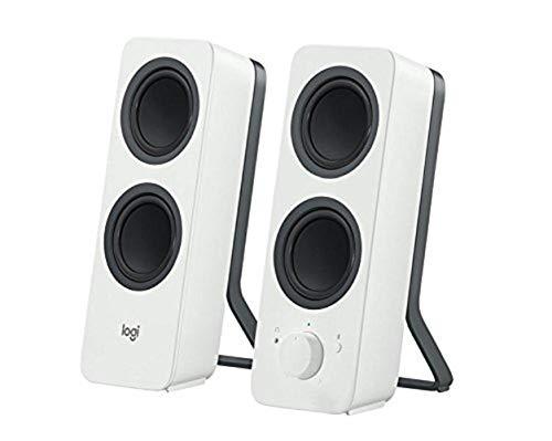 Logitech Z207 Kabellose PC-Lautsprecher, Bluetooth, Stereo Sound, 10 Watt...