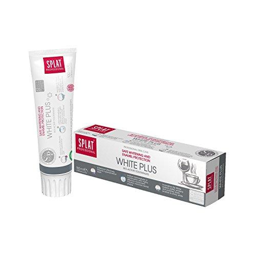 Splat SPLAT Germany GmbH White Plus Whitening Zahnpasta, 100ml