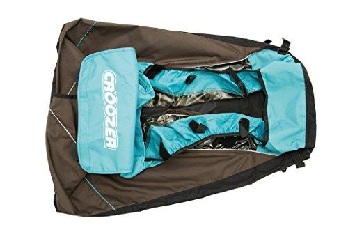 Croozer Unisex– Erwachsene Body-3092022150 Body für Fahrradanhänger,...