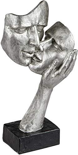 Lifestyle & More Exklusive Deko Büste Skulptur Liebespaar aus Keramik...