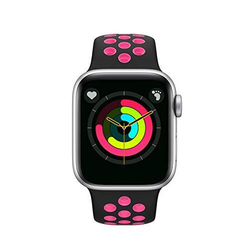 Jorwell 2020 Neues Smart Armband, Voller Touchscreen Bluetooth Call Watch,...