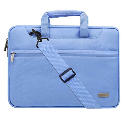 MOSISO Laptop Umhängetasche Kompatibel mit 15-15,6 Zoll MacBook Pro, Notebook...