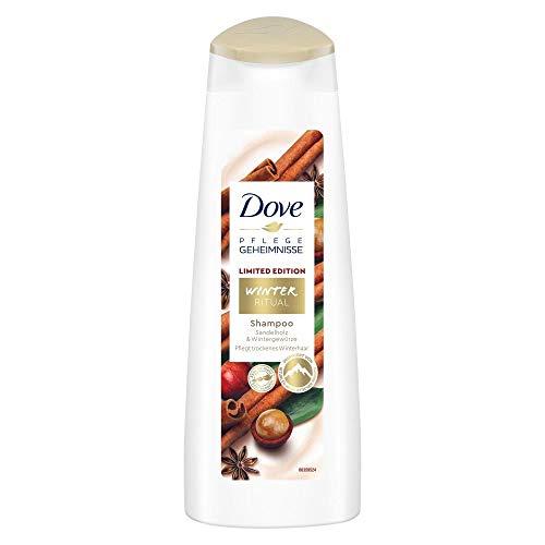 Dove Pflegegeheimnisse Shampoo Winter Ritual (mit Sandelholz & Wintergewürzen -...