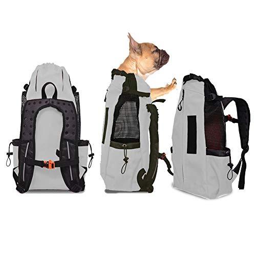 FLKENNEL Hunderucksack für mittelgroße kleine Hunde,...