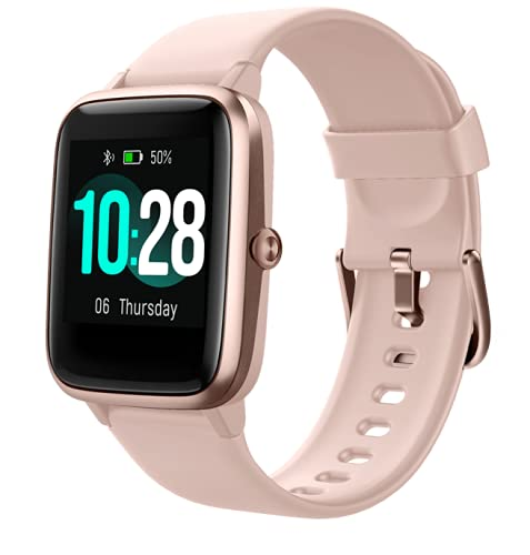 Amazte Armbandhr 205 Smartwatch Fitness Watch Touch Screen Fitness Trackers Life...