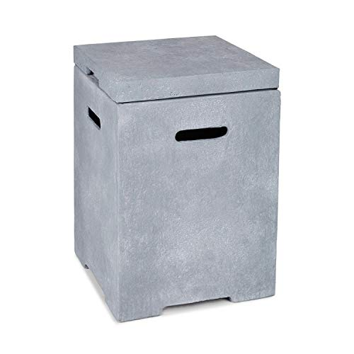 blumfeldt Gas Garage - Aufbewahrungs-Box für Gasbehälter, Material:...