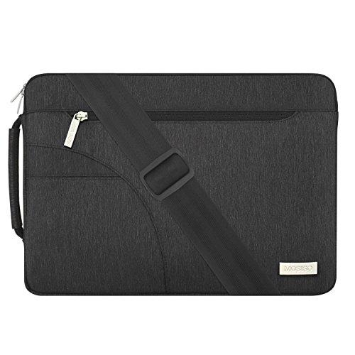 MOSISO Laptop Schultertasche Kompatibel mit 13-13,3 Zoll MacBook Pro, MacBook...
