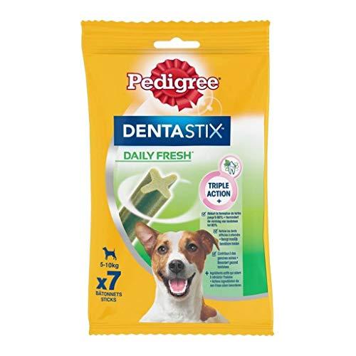 Pedigree Chiens Stamm Dentastix Daily Fresh Triple Action Für Welpen und kleine...