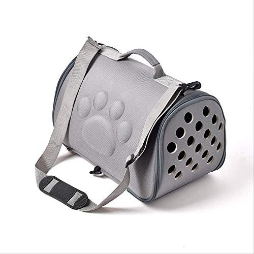 HLDY Haustierbedarf Hundetasche Haustier-Out-of-Home-Tasche Tragbare schräge,...