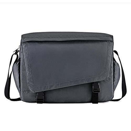 Herren-Taschen, Schultertasche, Leder, Herren-Tasche, für den Außenbereich,...