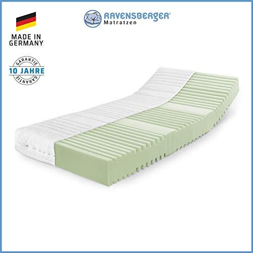 RAVENSBERGER Orthopädische | 7-Zonen-HR-Kaltschaumkomfortmatratze | RG 40...