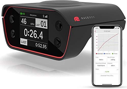 RaceBox 10hz GPS Runden Laptimer Leistungsmesser Datenlogger...