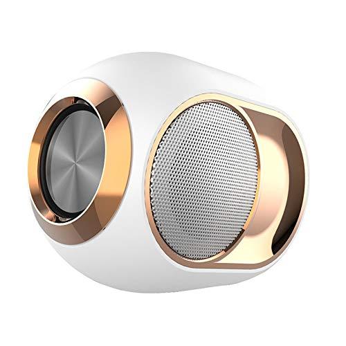 N/ A Drahtloser Bluetooth-Lautsprecher von Bass Egg, drahtloser...
