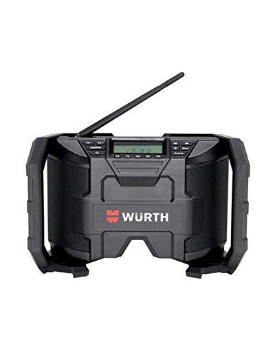 Würth Baustellenradio RA 12-A