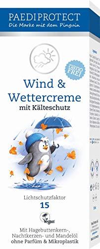 PAEDIPROTECT Wind & Wettercreme für Babys