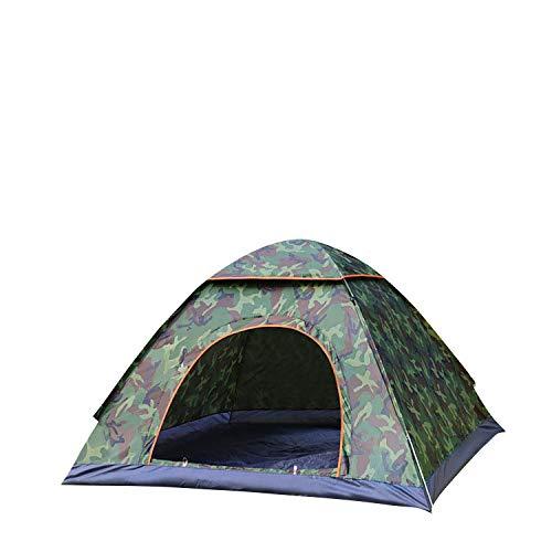 thematys Outdoorzelt leichtes Pop Up Wurfzelt für 1 bis 2 Personen Zelt Camping...