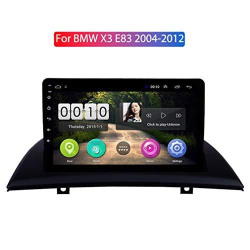 JIERTYU Android 8.1 Für BMW X3 E83 2.0i 2.5i 2.5si 3.0i 3.0si 2.0d 3.0d...