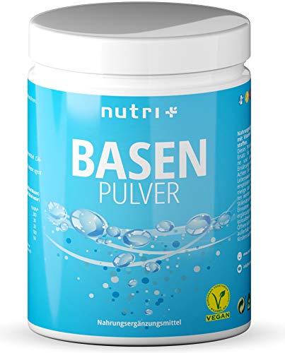Basenpulver zum Einnehmen auf Citrat-Basis - vegan hochdosiert laktosefrei -...