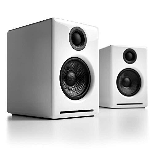 Audioengine A2+ 60W Aktiver Desktop-Lautsprecher | Integrierter DAC &...