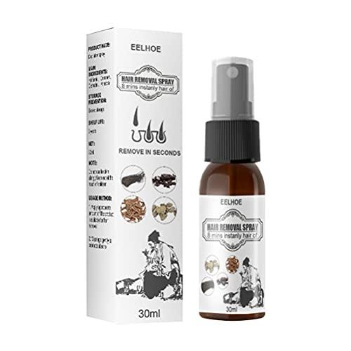 Hopowa Enthaarungspray, Hair Removal Spray, Enthaarungsmittel Schmerzlose für...
