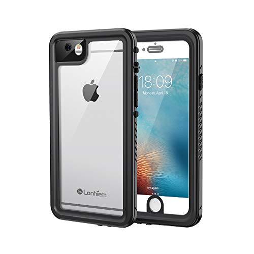 Lanhiem für iPhone 6S Hülle, iPhone 6 Hülle, IP68 Wasserdicht Handy Hülle...