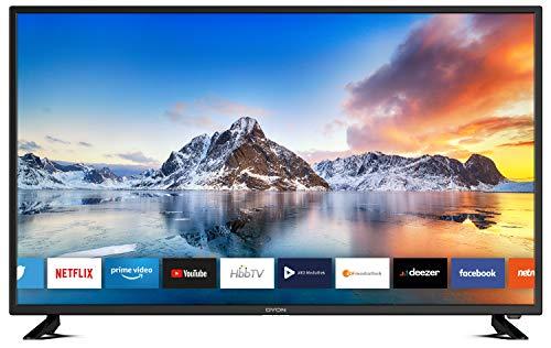 DYON Smart 43 XT 108 cm (43 Zoll) Fernseher (Full-HD Smart TV, HD Triple Tuner...