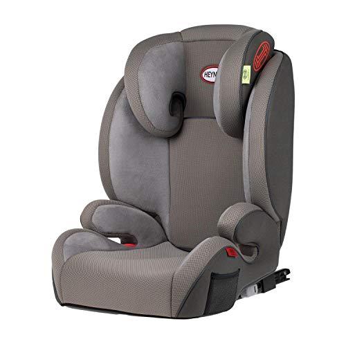 HEYNER® Kindersitz 2in1 mit abnehmbarer Rückenlehne 15-36 kg Isofix...