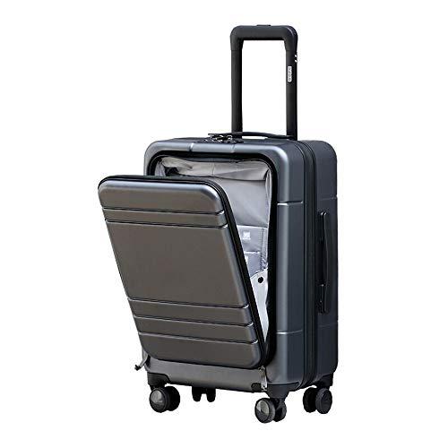 Zoueroih Handgepäck Hartschalenkoffer Kleines Gepäck Gepäck mit Built-in...
