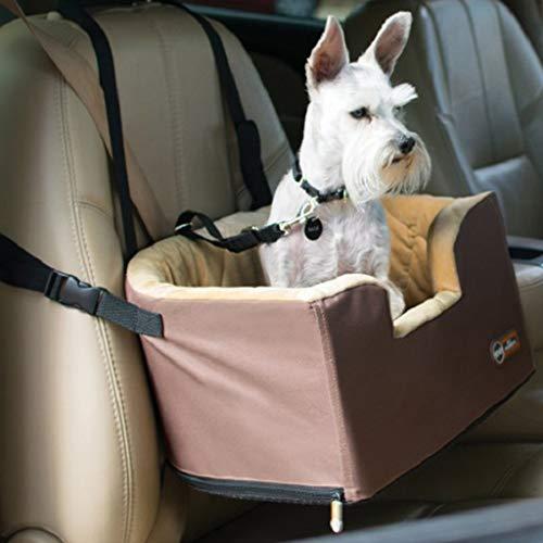 JICCH Autositz für Hunde,Auto Hundesitz,Haustiere Autositz,Sitzerhöhung für...