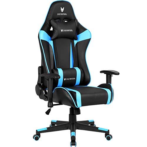 Oversteel ULTIMET - Professioneller Gaming-Sessel, Blau