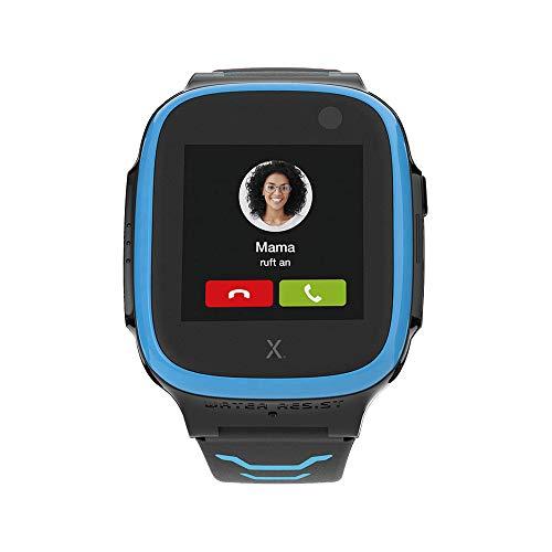 Xplora X5 NanoSIM Smartwatch für Kinder (ohne SIM) 4G - Anrufe, Nachrichten,...