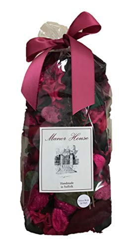 The Manor House Potpourri Samt Rose und Oud Duft