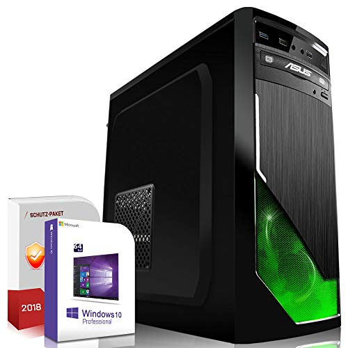AMD Ryzen 5 3600 6X 4.2 GHz PC System Gaming 16 GB DDR4 RAM 2666 MHz ASUS A320...
