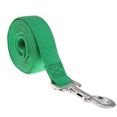 LHSX Rope Durable Dog Leash Dog Rope Leash Strong Nylon pet Leash pet Dog...